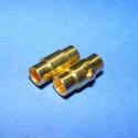 Kapocs(320/B.minta 2db), Mágneses kapocs(320/B.minta 2db) arany  színben.A kapocs elsősorban bőr karperecek készítéséhez aján..., Alkotók boltja