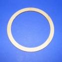 Fa karika-3(1db), Gyöngy, ékszerkellék, Egyéb alkatrész, Ékszerkészítés, Famegmunkálás, Szerelékek, Fa karika-3(1db),natúr rétegelt lemezből(3mm). A keret külső mérete 120mm(a keret szélessége 10mm)A..., Alkotók boltja