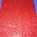 Glitteres dekorgumi  (piros/1db), Vegyes alapanyag, Dekorgumi, Mindenmás, Glitteres dekorgumi (piros/1db) Kiváló lehetőséget biztosít kreatív dekorációk,egyéni elképzelések ..., Alkotók boltja