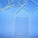 Üveglap-3(kis tégla/3db), Üveg, Gyöngy, ékszerkellék, Ékszerkészítés, Üveglap-3(kis tégla/3db) Mérete 20x30mm Az ár 3db üveglapra vonatkozik. Többféle formában kapható. ..., Alkotók boltja