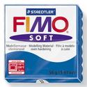 Fimo soft - 37 (tengerkék), Vegyes alapanyag, Egyéb alapanyag, Gyurma, Fimo, Fimo soft - 37 - tengerkék  Mérete: 55x55 mm Súlya: 56 g  Felhasználási javaslat: Gyúrd át a FIMO g..., Alkotók boltja
