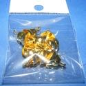Harang arany -1  11mm (10db), Vegyes alapanyag, Mindenmás, Harang arany -1  11mm (10db) A harang mérete 11x7mm. Az ár 10db termékre vonatkozik. , Alkotók boltja