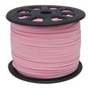 Szarvasbőr utánzat-6 (3x1,5 mm/3 m) - pink, Fonal, cérna, Ékszerkészítés, Kötés, horgolás, Szarvasbőr utánzat-6 - pink  Mérete: 3x1,5 mm  Nyakbavaló alapnak, fonási technikákhoz ajánlott. Fo..., Alkotók boltja