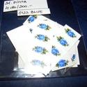Ékszer- és kerámiamatrica (31. minta/4 db), Gyöngy, ékszerkellék,  Ékszer- és kerámiamatrica (31. minta)  A kerámiamatricák különböző mérete lehetővé tesz..., Alkotók boltja
