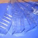 Postázó- és tárolódoboz (5 db), Csomagolóanyag, Mindenmás,  Postázó- és tárolódoboz   Praktikus, többfunkciós, víztiszta, műanyag doboz.Biztonságos postázást ..., Alkotók boltja