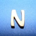Rusztikus fa betű (20x15 mm) - N, Fa, Famegmunkálás, Egyéb fa,  Rusztikus fa betű - N    Mérete: 20x15 mmAnyaga: rétegelt lemezAnyagvastagság: 3 mm Az ár egy te..., Alkotók boltja