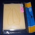 Hungarocell festhető egységcsomag (17. minta/1 db) - szivecskés képkeretek, Díszíthető tárgyak, Hungarocell, Mindenmás,    Hungarocell festhető egységcsomag (17. minta) - szivecskés képkeretek     A csomagban 4 darab sá..., Alkotók boltja