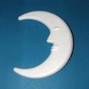 Hungarocell hold (24 cm), Díszíthető tárgyak, Hungarocell, Mindenmás,  Hungarocell hold   Mérete: 24 cm Többféle méretben.Az ár egy darab termékre vonatkozik. , Alkotók boltja