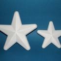 Hungarocell csillag  (15 cm), Díszíthető tárgyak, Hungarocell, Mindenmás,  Hungarocell csillag  Mérete: 15 cm  Többféle méretben és formában kapható.Az ár egy darab csillagr..., Alkotók boltja