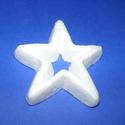 Hungarocell csillag keret (7 cm), Díszíthető tárgyak, Hungarocell, Mindenmás,  Hungarocell csillag keret  Mérete: 7 cm Többféle méretben és formában.Az ár egy darab termékre von..., Alkotók boltja