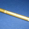 Staedtler lakkfilc (1-2 mm) - arany, Festék, Egyéb festék, Festett tárgyak, festészet, Festékek,  Staedtler lakkfilc (1-2 mm) - arany  Olajbázisú dekor lakkfilc Gyakorlatilag valamennyi felületen ..., Alkotók boltja