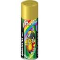 Maestro matt acryl festékspray (400 ml/1 db) - aranymetál (1036), Festék, Festett tárgyak, festészet, Festékek,  Maestro matt acryl festékspray (400 ml) - aranymetál (színkód: 1036)  Célszerűen  MAESTRO alapozó..., Alkotók boltja