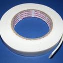 Kétoldalas ragasztószalag (2 cm/3 m), Ragasztó, Mindenmás,  Kétoldalas ragasztószalag - habosított  Mérete: 20 mm széles, 3 mm vastagEgy tekercsen 3 m szalag ..., Alkotók boltja