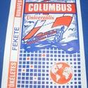 Columbus ruhafesték (5 g/1 db) - skarlátpiros, Festék, Textilfesték, Festett tárgyak, festészet, Festékek,  Columbus ruhafesték - skarlátpiros    Kiválóan alkalmas selyem, pamut, vászon és egyéb textíliák..., Alkotók boltja