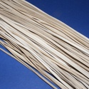 Bőrszíj - 3x1 mm (98. minta/1 db) - beige , Vegyes alapanyag, Egyéb alapanyag, Bőrművesség,  Bőrszíj (98. minta) - beige  Valódi, puha hasított marhabőrből készült. Nyaklánc alapokhoz és fon..., Alkotók boltja