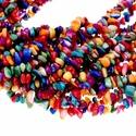 Ásványfüzér-23 (1 füzér) - vegyes, Gyöngy, ékszerkellék, Alkotók boltja