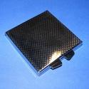 Tükör (2. minta/1 db) - négyzet, Vegyes alapanyag, Mindenmás,  Tükör (2. minta) - szétnyitható - négyzet  Mérete: 60x60 mmAnyaga: fém  Az ár egy darab termékre v..., Alkotók boltja
