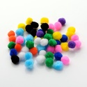 Pompom (Ø 25 mm/5 db) - mix, Dekorációs kellékek, Figurák, Mindenmás,  Pompom - mix  Mérete: Ø 25 mm  A csomagban lévő színek eltérhetnek a képen láthatótól.  Többféle m..., Alkotók boltja