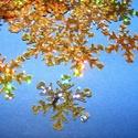 Flitter-34 (3 g) - hologramos arany (hópehely), Gyöngy, ékszerkellék, Varrás,  Flitter-34 - hologramos arany - hópehely  Mérete: Ø 20 mmA furat mérete: 1 mm  Kiszerelés: 3..., Alkotók boltja