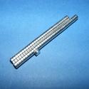 Neodym mágneskorong (5x3 mm/1 db), Vegyes alapanyag,  Neodym mágneskorong   Kiváló minőségű, nagyon erős mágnes. Mérete: 5x3 mm  Az ár 1 darab mágnesre v..., Alkotók boltja