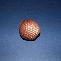 Termés-1 (1 db), Vegyes alapanyag,  Termés-1    Mérete: kb. Ø 5 cm  Az ár egy darab termésre vonatkozik.  , Alkotók boltja