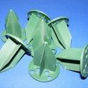 Gyertyatüske oázishoz (30x40 mm/1 db), Vegyes alapanyag,  Gyertyatüske - beszúrható oázishoz    Mérete: Ø 30 mm (hossza: 40 mm)    Az ár egy darab..., Alkotók boltja