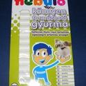 Nebuló gyurma (200 g) - natúr, Vegyes alapanyag, Gyurma,  Gyurma (200 g) - natúr (fehér)  Könnyen formázható, kellemes illatú gyurma. Gyermekbarát, egészség..., Alkotók boltja