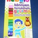 Nebuló gyurma (200 g) - színes, Vegyes alapanyag, Gyurma,  Gyurma (200 g) - színesKönnyen formázható, kellemes illatú gyurma.Gyermekbarát, egészségre káros a..., Alkotók boltja