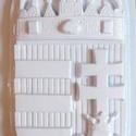 Egyéb-4 - gipszöntő forma (1 motívum) - nagy címer, Szerszámok, eszközök, Egyéb szerszám, eszköz, Gipszöntés,        Egyéb-4 - gipszöntő forma - címer  Mérete: - sablon: 47x26 cm- minta: 45x22 cm Az ár egy dar..., Alkotók boltja