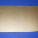Viaszlap (20x10 cm) - arany, Vegyes alapanyag, Gyertya, Gyertyaöntés,   Viaszlap - arany  Mérete: 20x10 cm Az öntapadós, vékony viaszfólia  segítségével elkészítheti az..., Alkotók boltja