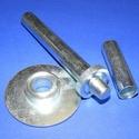 Ringli beütő készlet (3 részes) - 12 mm, Szerszámok, eszközök,  Ringli beütő készlet - 22/12 mm (3 részes) - nagy méretű kétrészes ringlikhez  Mérete:- be..., Alkotók boltja