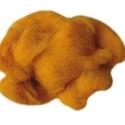 Festett gyapjú (5 g) - narancssárga, Textil,  Festett gyapjú - narancssárga  Kiszerelés: 5 g Többféle színben.Az ár 5 g termékre vonatkoz..., Alkotók boltja