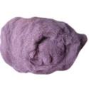 Festett gyapjú (50 g) - lila, Textil,  Festett gyapjú - lila  Kiszerelés: 50 g Többféle színben.Az ár 50 g termékre vonatkozik. , Alkotók boltja