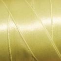 Szaténszalag (10. minta/1 m) - vanília, Textil,  Szaténszalag (10. minta) - vanília   Mérete: 2,5 cm  Az ár 1 méter szalagra vonatkozik.   ..., Alkotók boltja