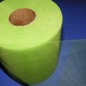 Tüll szalag (ZS112. minta/1 m) - világoszöld, Textil,  Tüll szalag (ZS112. minta) - világoszöld  Mérete: 125 mm Az ár 1 méter szalagra vonatkozik. ..., Alkotók boltja