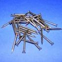 Szög-4 (25x2 mm/20 db) - nikkel, Csat, karika, zár, Mindenmás,  Szög-4 - nikkel  Mérete: 25x2 mmFejátmérő: 3,5 mm  A csomag tartalma 20 db szög. Az ár egy csomagr..., Alkotók boltja