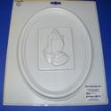 Vallás-3 - gipszöntő forma (1 motívum) - kéz, Egyéb szerszám, eszköz, Gipszöntés,      Vallás-3 - gipszöntő forma - kéz  Mérete: - sablon: 35x31 cm- minta: 25-26 cm Az ár egy darab ..., Alkotók boltja