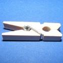 Facsipesz (35 mm/1 db), Fa, Famegmunkálás, Egyéb fa,  Facsipesz   Mérete: 35x7 mmAnyaga: natúr fa    Többféle méretben.Az ár egy darab termékre vonatk..., Alkotók boltja
