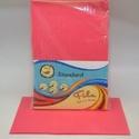 Dekorfilc (2 mm/kemény) - mályva, Textil,  Dekorfilc - kemény - mályva  Mérete: 30x20 cmVastagsága: 2 mm  A filc anyag, könnyen vágható..., Alkotók boltja