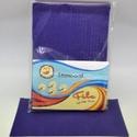 Dekorfilc (2 mm/kemény) - sötétlila, Textil,   Dekorfilc - kemény - sötétlila  Mérete: 30x20 cmVastagsága: 2 mm  A filc anyag, könnyen vág..., Alkotók boltja