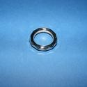 Mega-26 (mintás karika/1 db), Gyöngy, ékszerkellék,  Mega-26 - mintás karika  Mérete: 18 mm (belső méret: 11 mm)  Az alkatrész anyaga műanyag, m..., Alkotók boltja