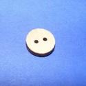 Fagomb (Ø 18 mm/1 db), Gomb, Varrás,   Fagomb - fúrt - natúr  Mérete: Ø 18 mmAnyaga: rétegelt lemezAnyagvastagság: 3 mm  Többféle méretb..., Alkotók boltja