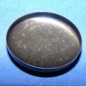 Fém gomb alap (45. méret/1 db), Gomb, Varrás,   Fém gomb alap (45. méret)A csomag tartalma 1 db behúzható fém (alumínium) gomb alap (alsó..., Alkotók boltja