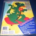 Kreatív filc egységcsomag - Süsü, Vegyes alapanyag,  Kreatív filc egységcsomag - Süsü A csomag tartalma: - többszínű filc anyag (zöld, sárga, f..., Alkotók boltja