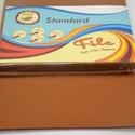 Dekorfilc (1,5 mm/kemény) - csokibarna, Textil,  Dekorfilc - kemény - csokibarna  Mérete: 30x20 cmVastagsága: 1,5 mm  A filc anyag, könnyen vág..., Alkotók boltja