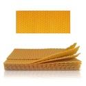Méhviaszlap gyertyakészítéshez (39,5x15 cm/1 db) - sárga, Vegyes alapanyag, Gyertya, Gyertyaöntés, Gyertyaöntő alapanyagok,  Méhviaszlap - sárga  Alkalmas gyertya készítéshez, tojásírókázáshoz, batikoláshoz. A méhviasz lapo..., Alkotók boltja