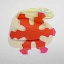 Papírlyukasztó (22. minta/1 db) - hópehely - 25 mm, Szerszámok, eszközök, Alkotók boltja