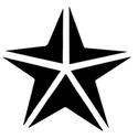 Papírlyukasztó (68. minta/1 db) - csillag - 75 mm, Szerszámok, eszközök, Mindenmás,         Papírlyukasztó (68. minta) - csillag  Különböző motívumaival díszíthetünk füzetet, meghívót..., Alkotók boltja