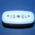 Sorminta-lyukasztó (13. minta/1 db) - szív, Szerszámok, eszközök, Mindenmás,    Sorminta-lyukasztó (13. minta) - szív  Különböző motívumaival díszíthetünk füzetet, meghívót, ok..., Alkotók boltja