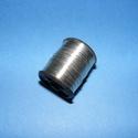 Gyöngyfűző drót - kicsi (Ø 0,3 mm/1 db) - ezüst, Drót, Fűzőszál,  Gyöngyfűző drót - ezüstMérete: Ø 0,3 mmEgy tekercsen kb. 10 m drót van.Az ár 1 db tekercsre vonatk..., Alkotók boltja